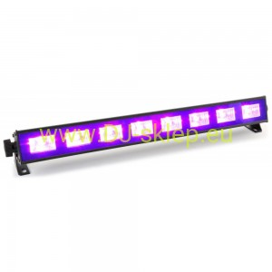 MOCNA Belka LED UV BeamZ BUV93 30W 40CM PLUG NPLAY