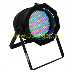 LED PAR-64 RGB PRO Floor, czarny, 10mm 1/4W black
